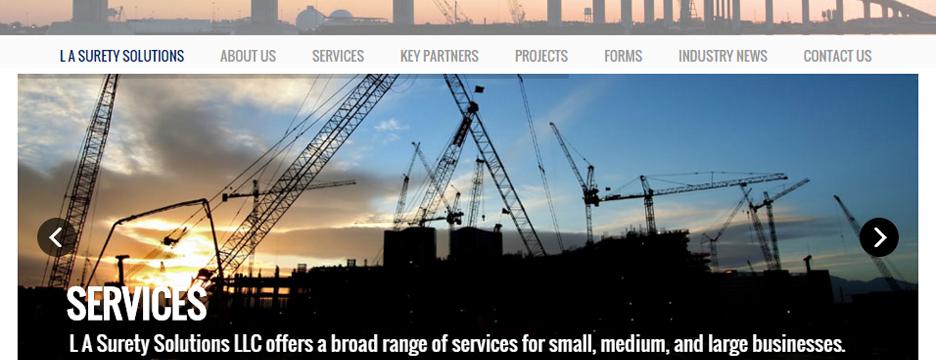 L A Surety Solutions LLC