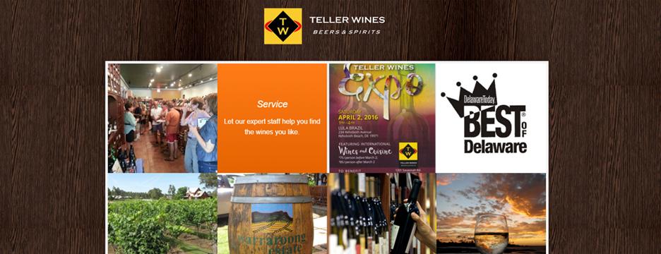 Teller Wines